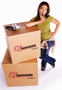 E-Z Movers: Packing supplies