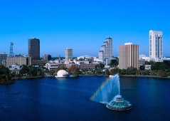 Orlando: beautiful view