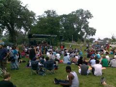 Peace Fest Chicago 2011 in Grant Park
