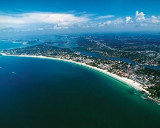 Beautiful beaches of Florida