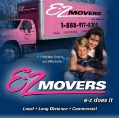 Happy Holidays from E-Z Movers