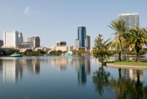 Winter in Orlando